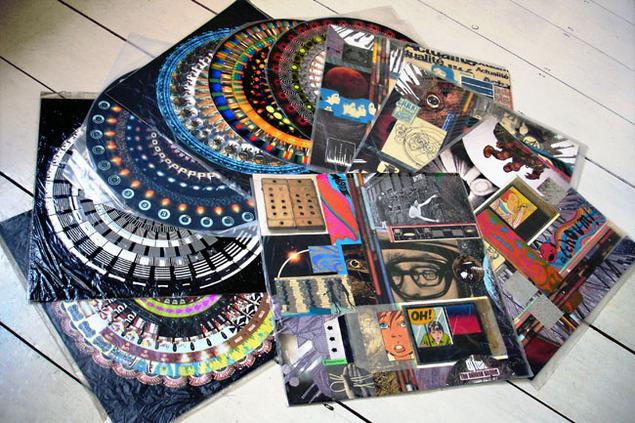 The 10 Most Mind Bending Vinyl Zoetropes The Vinyl Factory