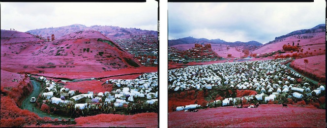 thousands are sailing_Richard Mosse
