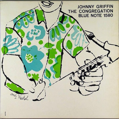 johnny griffdin