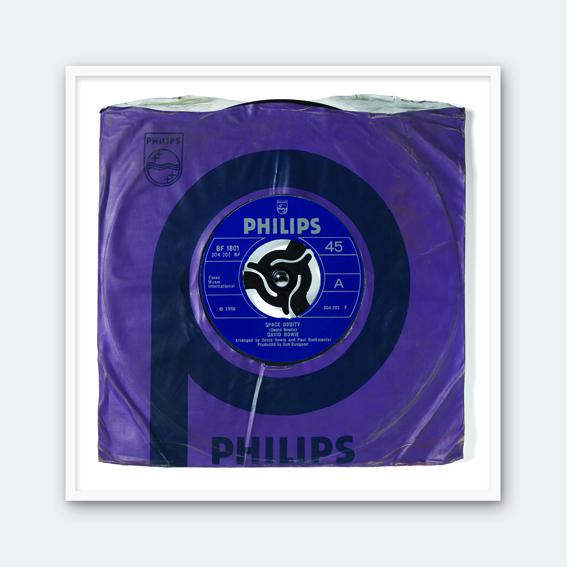 Philips ÔÇô Space Oddity (Framed)