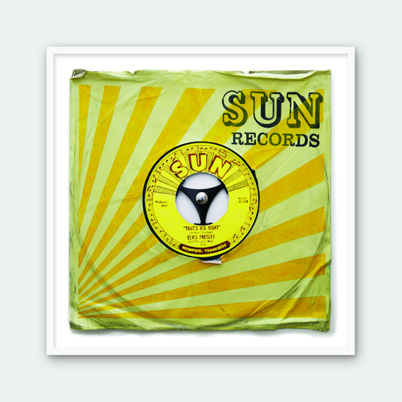Sun - That's All Right (Framed)