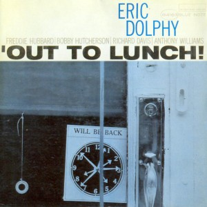 eric dolphy_out to lunch