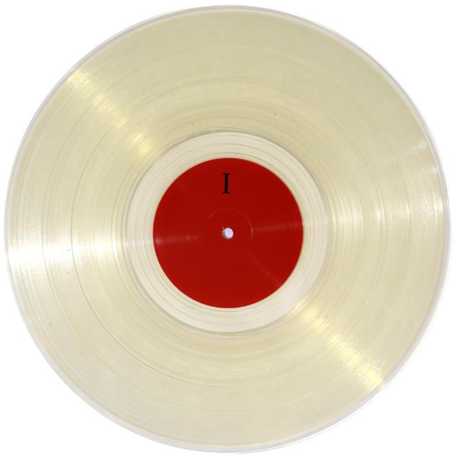 red vinyl copy