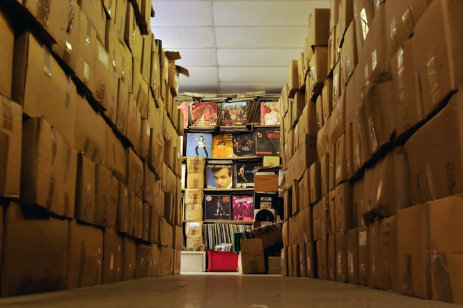 reddington-records-warehouse