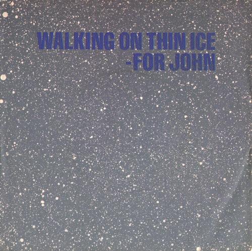 walking on thin ice_yoko ono