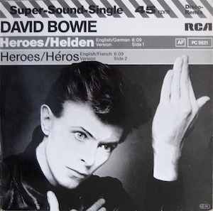 Bowie Helden