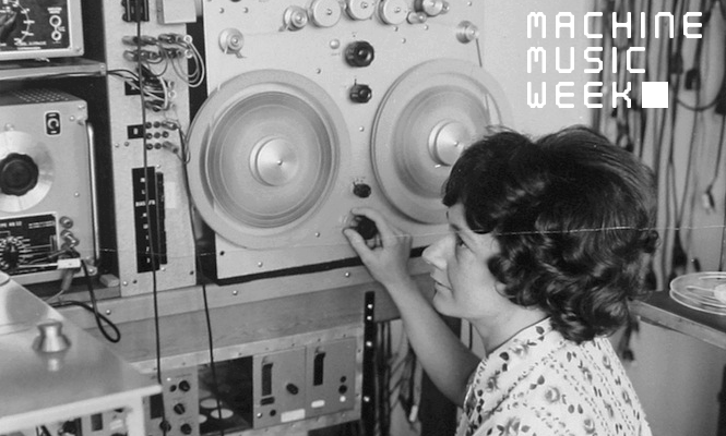 The Pioneering Women Of Electronic Music An Interactive
