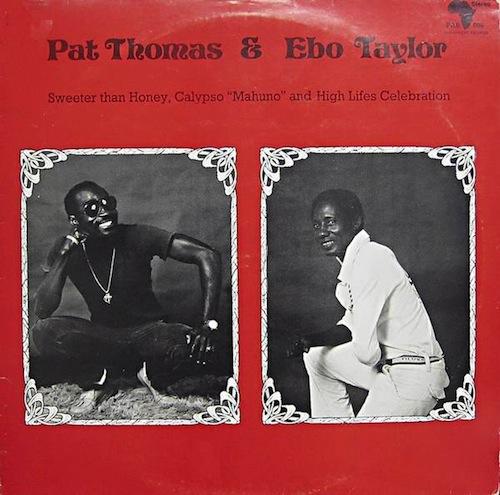 pat thomas and ebo taylor