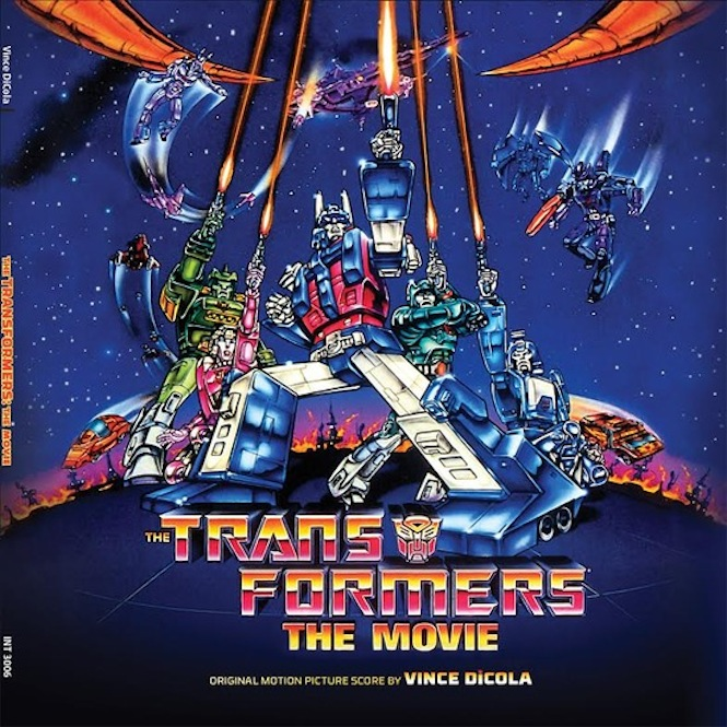 transformers the movie soundtrack to be released on vinyl. Black Bedroom Furniture Sets. Home Design Ideas