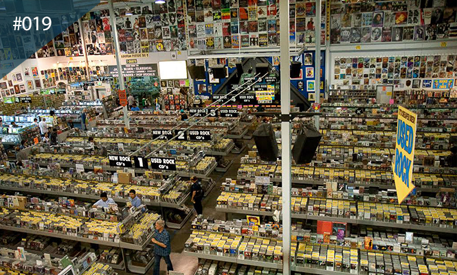 The World S Best Record Shops 019 Amoeba Music Los