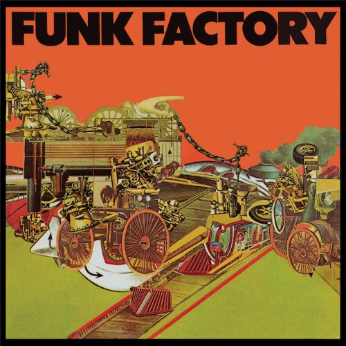Funk Factory front