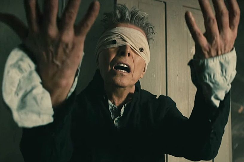 David Bowie S Blackstar Is The Best Selling Vinyl Record