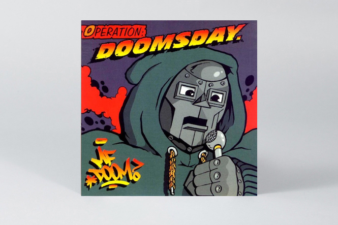 Mf doom_dead bent