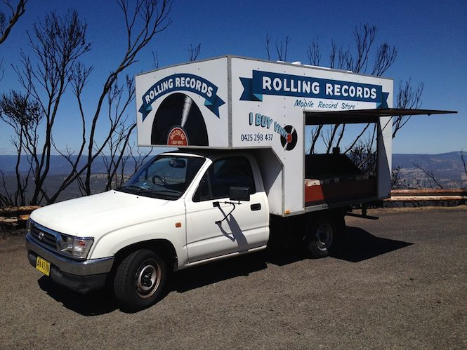 Rolling Records